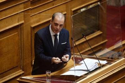 Βουλή: Άρση ασυλίας του Βελόπουλου αποφάσισε η Ολομέλεια