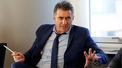 Ανακοίνωσε την υποψηφιότητά του για την προεδρία της ΕΠΟ ο Ζαγοράκης