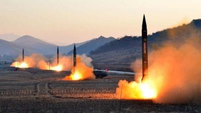 ΗΠΑ: Η Βόρεια Κορέα έκανε βαλλιστικές δοκιμές το Σαββατοκύριακο 20 - 21/3