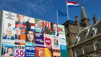 Στις κάλπες οι Ολλανδοί – Βέβαιη η επανεκλογή Rutte – Ερωτηματικό ο σχηματισμός κυβέρνησης