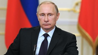 Putin: Η Ρωσία θα υπερασπίζεται «αποφασιστικά» τα εθνικά της συμφέροντα - Απαράδεκτη η «ρωσοφοβική» ιδεολογία