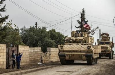 Τα «γεράκια» του Biden επιστρέφουν στη Συρία – Ενισχύεται η στρατιωτική παρουσία των ΗΠΑ