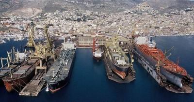 Δύο προσφορές για τα Ναυπηγεία Σκαραμαγκά από Onex και Pyletech Shipyards