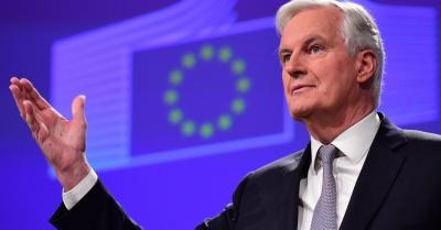 Barnier (EE): Οι βρετανικές δηλώσεις και θέσεις ανησυχούν τον διαπραγματευτή της ΕΕ