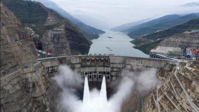 Κίνα: Σε λειτουργία το δεύτερο μεγαλύτερο υδροηλεκτρικό εργοστάσιο παγκοσμίως