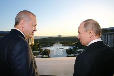 Ο Erdogan (Τουρκία) χαιρετίζει την κατάπαυση πυρός στο Nagorno Karabakh σε τηλεφωνική επικοινωνία με τον Putin (Ρωσία)