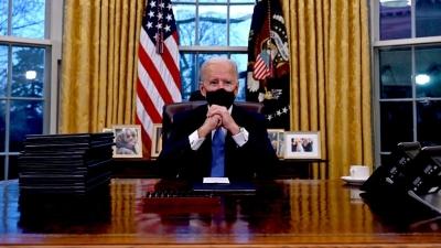 Ανυποχώρητος ο Biden για το πακέτο στήριξης των 1,9 τρισ. δολ. - Κινήσεις για να παρακάμψει τους Ρεπουμπλικάνους στο Κογκρέσο