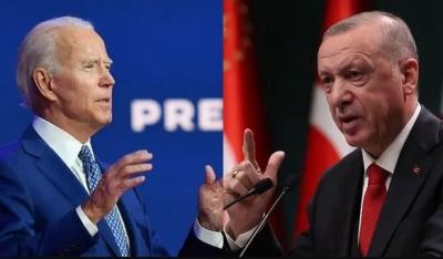 Θέμα ανατολικής Μεσογείου θα θέσει ο Biden στον Erdogan – Προβληματικές οι τουρκικές ενέργειες