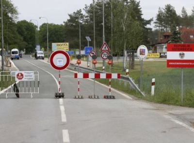 Αυστρία - Covid:  Καταργούνται οι συνοριακοί έλεγχοι προς την Τσεχία και τη Σλοβακία
