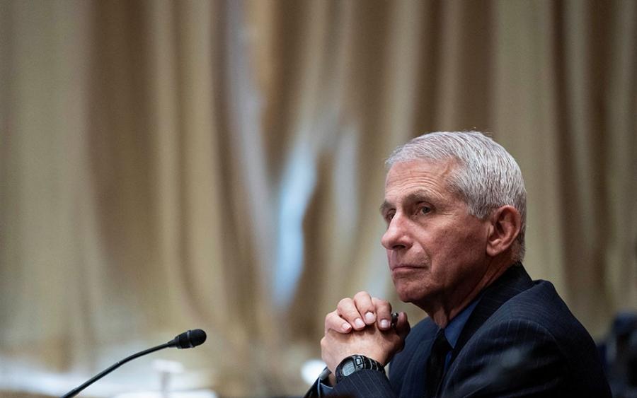 Fauci: Οι ΗΠΑ θα επενδύσουν 3,2 δισ. δολάρια για χάπια κατά της Covid