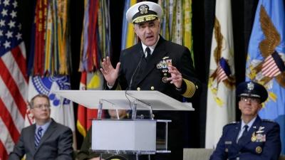 Καμπανάκι από Αμερικανό ναύαρχο: «Ανοικτό» το ενδεχόμενο πυρηνικού πολέμου με Κίνα ή Ρωσία