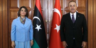 ΥΠΕΞ Λιβύης προς Cavusoglu: Aποσύρετε άμεσα τα στρατεύματά σας από τη χώρα