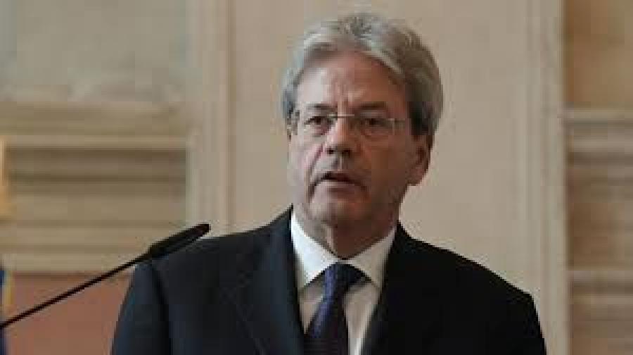 Gentiloni (Κομισιόν): Στο β' εξάμηνο του 2021 οι νέοι δημοσιονομικοί κανόνες της ΕΕ με επίκεντρο τις επενδύσεις
