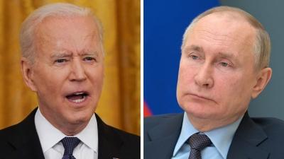 Σχέσεις Ρωσίας - ΗΠΑ: Eξομάλυνση σχέσεων ζητά ο Putin από τον Biden