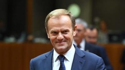 Tusk: Το μέλλον των χωρών των δυτικών Βαλκανίων είναι στην ΕΕ - Καμία εναλλακτική λύση
