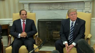 Τηλεφωνική επικοινωνία Trump με el-Sisi – Συμφωνία για τη διατήρηση της εκεχειρίας στη Λιβύη