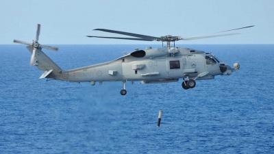 Δύο νέα ελικόπτερα MH-60R για το Πολεμικό Ναυτικό;