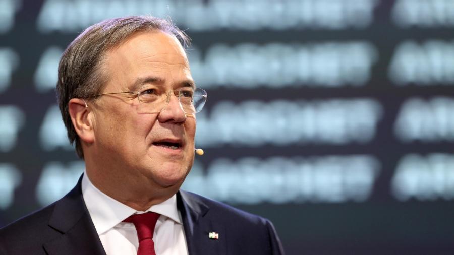 Γερμανία: O Laschet υποψήφιος των CDU/CSU για την καγκελαρία - Μήνυμα ενότητας από Soeder