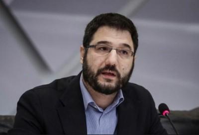 Ηλιόπουλος: Ψέματα Μητσοτάκη για τις 50 ΜΕΘ στο Σωτηρία - Αδιέξοδο με αποκλειστική κυβερνητική ευθύνη στα σχολεία