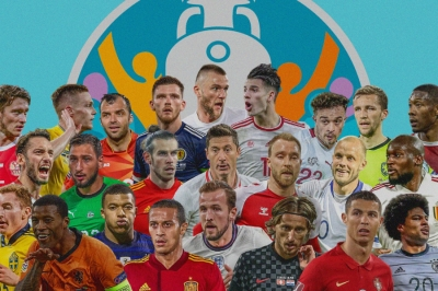 EURO 2020 vs EURO «All Time Classic»: Οι ωραίοι της διοργάνωσης μάχονται για την κορυφαία ενδεκάδα που «καίει» καρδιές!