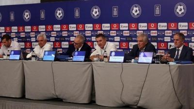 ΕΠΟ: Συμφωνία με FIFA/UEFA - Πέρασαν κατά 80-90% οι αλλαγές για την «Ολιστική Μελέτη»