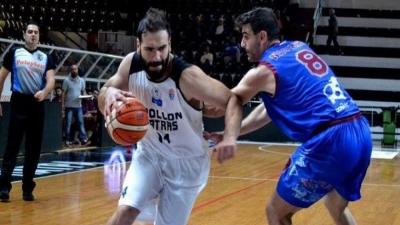 Απόλλων Πάτρας: Με Μολφέτα αρχηγό και στην Basket League