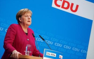 CDU – Γερμανία: Στις 15 και 16 Ιανουαρίου 2021 το συνέδριο διαδοχής της Merkel
