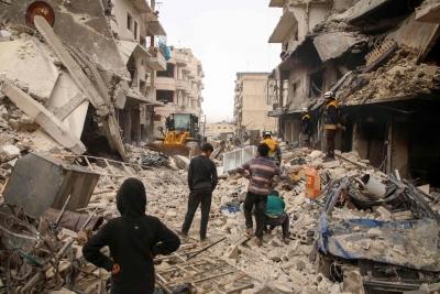 Deutsche Welle: Δέκα χρόνια εμφύλιος στη Συρία – Εκατομμύρια χωρίς τα απολύτως αναγκαία