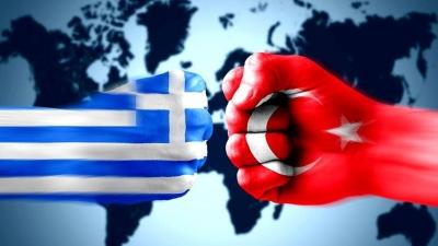 Μπαράζ τουρκικών προκλήσεων - Στα 2 ν.μ. από την Κρήτη, τουρκική φρεγάτα - Η... συνάντηση Erdogan με Μητσοτάκη