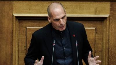 Βαρουφάκης: Με ευθύνη της κυβέρνησης χάθηκε η μεγάλη ευκαιρία να βγει η Ελλάδα νικήτρια