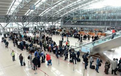 Δραματική η κατάσταση στα γερμανικά αεροδρόμια - Απώλειες 1,7 δισ. ευρώ φέτος