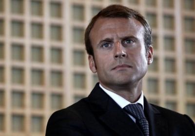 Χαστούκισαν τον Γάλλο πρόεδρο Ε. Macron στη νοτιοανατολική Γαλλία