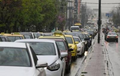 Παράταση της προθεσμίας για την καταβολή των τελών κυκλοφορίας του 2021 μέχρι τη Δευτέρα 1/3