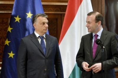 Έτοιμος ο Weber να δείξει στον Orban την πόρτα εξόδου από το Ευρωπαϊκό Λαϊκό Κόμμα