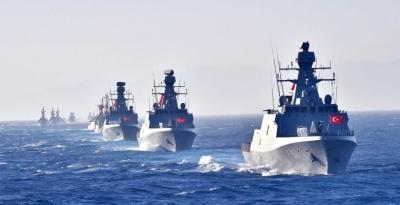 Η κλιμάκωση από την Τουρκία σε τι αποσκοπεί; - Cesme και Γαλάζια Πατρίδα με 87 πλοία... δεν φέρνουν θερμό επεισόδιο