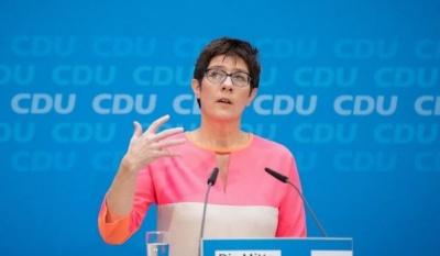Γ.Γ. CDU: Πρόωρες εκλογές στη Γερμανία εάν αποχωρήσει το SPD από τον μεγάλο συνασπισμό