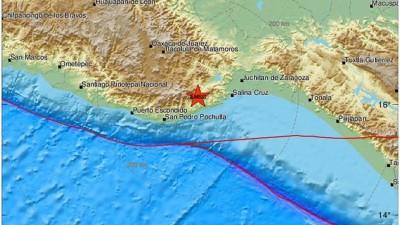 Μεξικό: Προειδοποίηση για τσουνάμι, εξέδωσε το γεωλογικό ινστιτούτο ΗΠΑ, μετά τον ισχυρό σεισμό των 7,5 Ρίχτερ