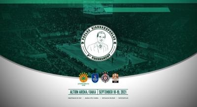 Παναθηναϊκός: Στην ΕΡΤ το τουρνουά «Παύλος Γιαννακόπουλος»