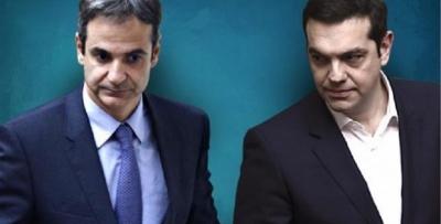 Οξύνεται επικίνδυνα η ατζέντα της αντιπαράθεσης κυβέρνησης - αντιπολίτευσης μετά τη ΔΕΘ - Μετακινήσεις στη Δεξιά