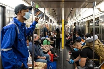 ΗΠΑ: Υποχρεωτική η χρήση μάσκας σε όλα τα Μέσα Μαζικής Μεταφοράς από 1/2