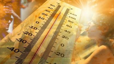 Καύσωνας: Που θα «χτυπήσει» κόκκινο ο υδράργυρος - Η θερμοκρασία στην Αττική