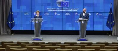Επικοινωνία Von der Leyen - Michel με Biden, για μια νέα αρχή για την παγκόσμια σχέση ΕΕ - ΗΠΑ