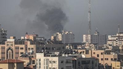 Αεροπορικά πλήγματα του Ισραήλ στη Λωρίδα της Γάζας
