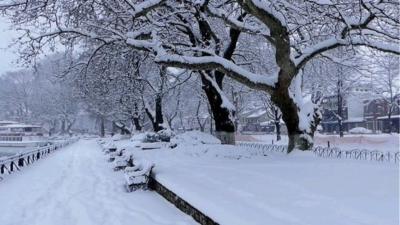 Ο ταξικός χιονιάς και ο αταξικός κορωνοιός – Λίγο χιόνι και κλαδιά δέντρων απορύθμισαν το επιτελικό κράτος