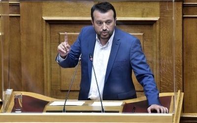 N. Παππάς: Mε 187 «υπέρ» συστήνεται Προανακριτική Επιτροπή - Σφοδρή σύγκρουση στη Βουλή
