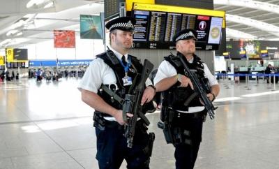 Βρετανία: Συναγερμός στο αεροδρόμιο Χίθροου του Λονδίνου - Εντοπίστηκε ύποπτο δέμα - Σφραγίστηκαν οι Πύλες