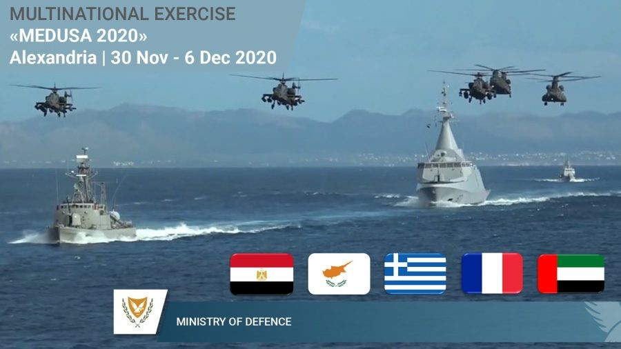 Ενόχληση στη Γερμανία για τη συμμετοχή της Ελλάδας στην άσκηση «Μέδουσα» - Οι νέες αμυντικές συμμαχίες και η Τουρκία