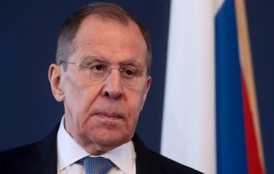 Lavrov: H Ρωσία διακόπτει από 1ης Νοεμβρίου 2021 τη λειτουργία της αντιπροσωπείας της στο ΝΑΤΟ