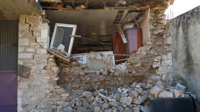 Παπαζάχος: Το ρήγμα του Τυρνάβου δεν μπορεί να δώσει μεγαλύτερο σεισμό από 6,3 Ρίχτερ
