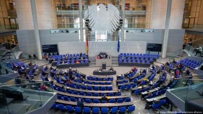Γερμανία: Η Bundestag αποφασίζει για την πρόωση αποπληρωμή ελληνικού χρέους 3,3 δισ. στο ΔΝΤ